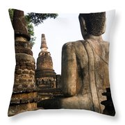 Kamphaeng Phet Throw Pillow