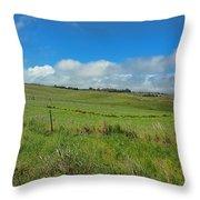 Kamuela Countryside Throw Pillow