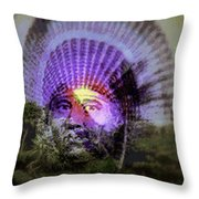 Kanaloa Throw Pillow