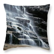 Kane Falls Throw Pillow