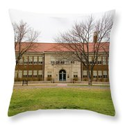 Kansas Ks Usa 4 Throw Pillow