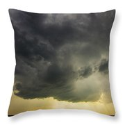Kansas Storm Chasing 020 Throw Pillow