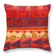 Kapa Pattern 4 Throw Pillow