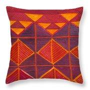 Kapa Patterns 6 Throw Pillow