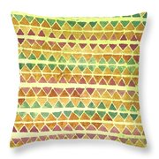 Kapa Patterns 9 Throw Pillow