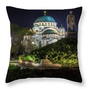Karadjordje Throw Pillow