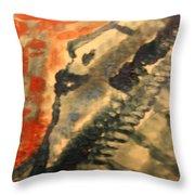 Karen - Tile Throw Pillow