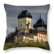 Karlstejn Throw Pillow