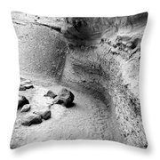 Kasha-katuwe Tent Rocks National Monument 10 Throw Pillow