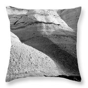 Kasha-katuwe Tent Rocks National Monument 8 Throw Pillow