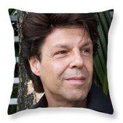 Kasim Sulton Throw Pillow