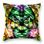 Katmandu Throw Pillow