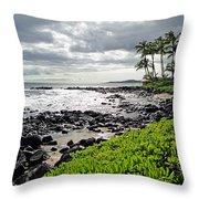 Kauai Afternoon Throw Pillow