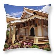Kauai, Hanapepe Throw Pillow