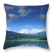 Kauaihai Ridge Throw Pillow
