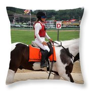 Kaymarie Kreidel - Timonium 2 Throw Pillow
