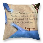 Kaypacha  May 18, 2016 Throw Pillow
