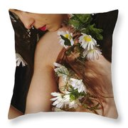 Kazi1134 Throw Pillow