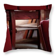 Keawalai Throw Pillow