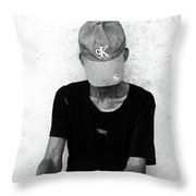 ked Throw Pillow