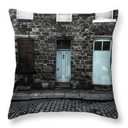 Keef Oh Throw Pillow