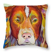 Keef Throw Pillow