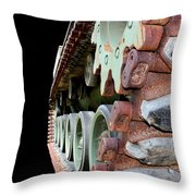 Keep 'em Rolling Throw Pillow