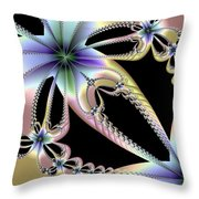Keep Me Searching For A Heart Of Gold Throw Pillow