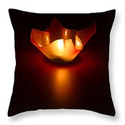 Keep The Light On Throw Pillow