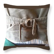 Keeper Throw Pillow