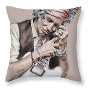 Keith Throw Pillow