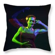 Kelliergb-12 Throw Pillow