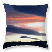 Kelowna Sunset 2 Throw Pillow