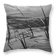 Kelso Dunes Throw Pillow