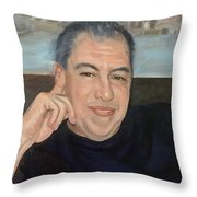 Ken Throw Pillow