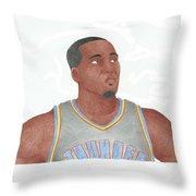 Kendrick Perkins Throw Pillow