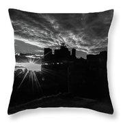 Kenilworth Castle 9 Throw Pillow
