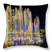 Kennedy Greenway 2636 Throw Pillow
