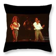 Kenny G-peabo Bryson-95-1372 Throw Pillow