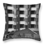 Kenstington Condo Throw Pillow