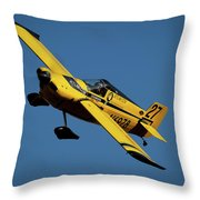 Kent Jackson In Once More, Friday Morning 5x7 Aspect Throw Pillow