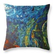 Kepler 452b Throw Pillow
