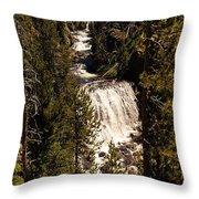 Kepler Cascades Throw Pillow