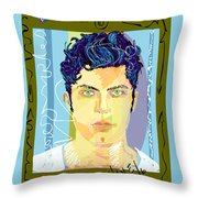 Keremstagram Throw Pillow