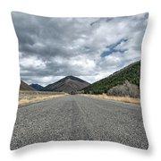 Ketchum Road Throw Pillow
