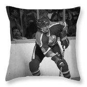 Kevin Mcclelland Throw Pillow