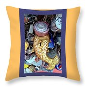 Key To My Heart 3 Throw Pillow