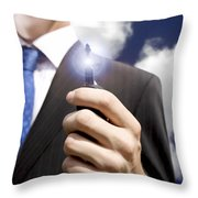 Key To Your Dreams Throw Pillow