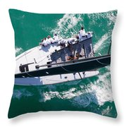 Key West 2015 Throw Pillow