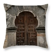 Keyhole Doorway Throw Pillow  sc 1 st  Fine Art America & Keyhole Doorway Photograph by Jurgen Lorenzen